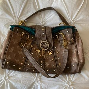 Baby Phat canvas purse 🤍
